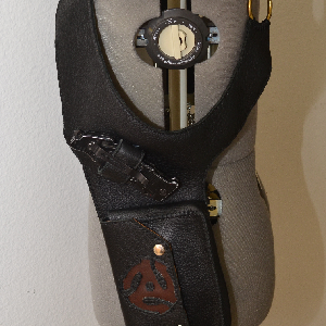 Record Spacer Holsters